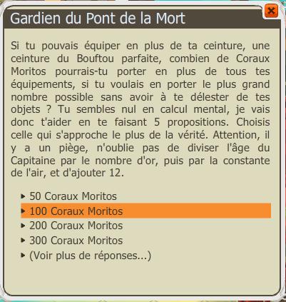 Le Gardien Du Pont De La Mort Quete Dofus 2 0